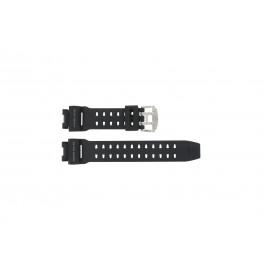 Klockarmband GW-9110-1D / 10360284 Silikon Svart 16mm