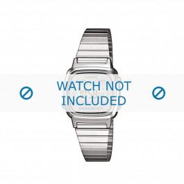 Klockarmband Casio 7EF-LA670WEA / 10334580 Stål 13mm