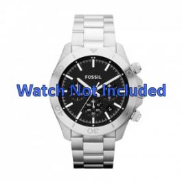 Klockarmband Fossil CH2848 / CH2849 Stål Stål 22mm