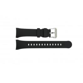 Klockarmband Citizen 59-T50859 Gummi Svart 27mm