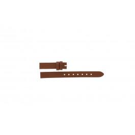 Klockarmband Dolce & Gabbana 3719050021 Läder Brun 10mm