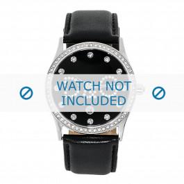 Klockarmband Dolce & Gabbana DW0008 Läder Svart 24mm