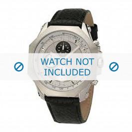 Dolce & Gabbana klockarmband DW0102 Läder Svart + sömmar svart