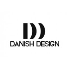 Klockarmband Danish Design IQ12Q521 Läder Svart 20mm