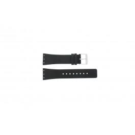 Klockarmband Danish Design IV13Q641 / IV12Q641 / IV12Q767 / IV13Q767 Läder Svart 23mm