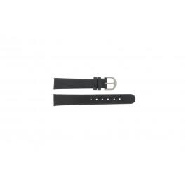Klockarmband Danish Design ADDBL12 Läder Svart 12mm
