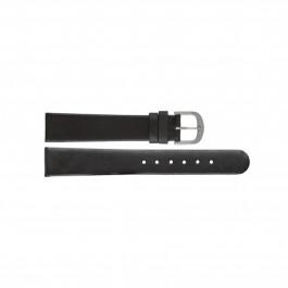 Klockarmband Danish Design IV14Q199 Läder Svart 16mm