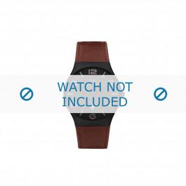 Klockarmband Danish Design IQ29Q1106 Läder Brun 24mm