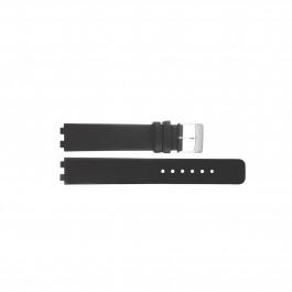 Klockarmband Danish Design IV12Q523 / IV13Q523 Läder Svart 12mm