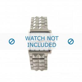 Diesel klockarmband DZ1086 Metall Ilverfärgad 12mm