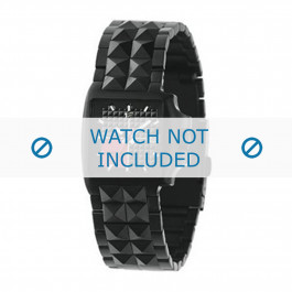 Diesel klockarmband DZ1088 Rostfritt stål Svart 12mm
