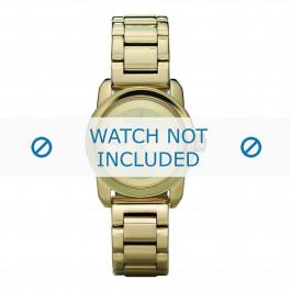 Diesel klockarmband DZ5242 Rostfritt stål Guld 16mm