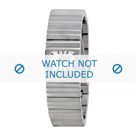 Diesel klockarmband DZ5267 Rostfritt stål Ilverfärgad 20mm