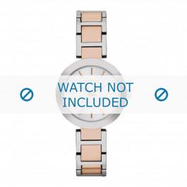 DKNY klockarmband NY2402 Metall Rosévin