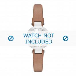 Klockarmband DKNY NY2406 Läder Brun 8mm