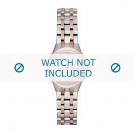 DKNY klockarmband NY2493 Metall Bi-färg 14mm