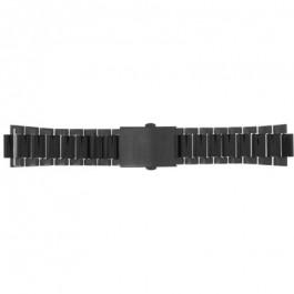 Diesel klockarmband DZ5281 Rostfritt stål Svart 25mm