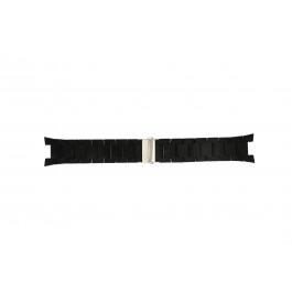 Klockarmband Fossil ES2519 Gummi Svart