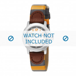 Esprit klockarmband ES106414-40GG Läder Gul