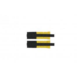 Klockarmband Festina F16659/7 Stål/Silikon Gul 24mm