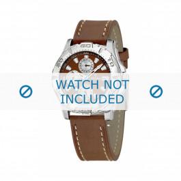 Klockarmband Festina F16243-3 Läder Brun 21mm