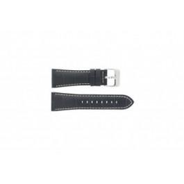 Klockarmband Festina F16235/1 Läder Blå 28mm
