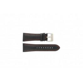 Klockarmband Festina F16235-3 Läder Svart 28mm