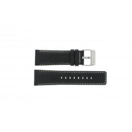 Klockarmband Festina F16363-1 Läder Svart 26mm