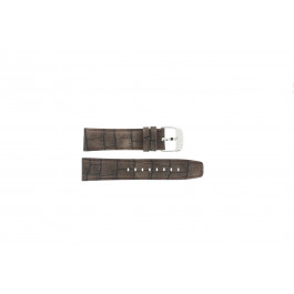 Klockarmband Festina F16573/4 Läder Brun 23mm