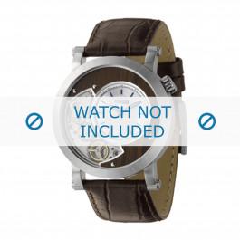 Klockarmband Fossil ME1072 Läder Brun 20mm