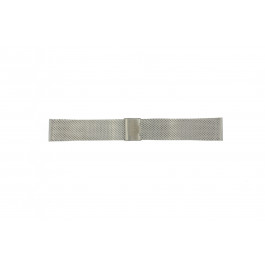 Klockarmband Davis B0810 Stål 22mm
