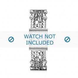 Guess klockarmband W0140l1 Metall Ilverfärgad