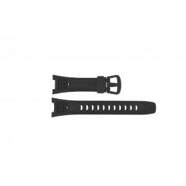 Klockarmband Casio SGW-200-1V / 10314276 Plast Svart 12mm