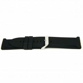 Klockarmband Universell XJ15 Silikon Svart 26mm