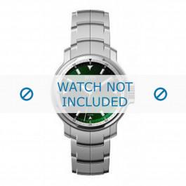 Hugo Boss klockarmband HB1512104 / HB-25-1-14-2035 Metall Ilverfärgad 22mm