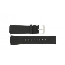 Klockarmband Danish Design IQ13Q884 Läder Svart 16mm