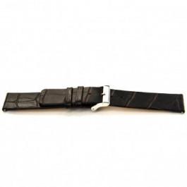 Klockarmband Universell H350 Läder Brun 22mm