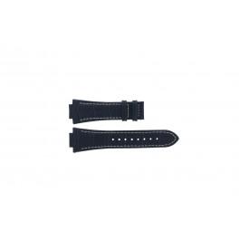 Klockarmband Jaguar J625-2 / J809-3 Läder Blå 16mm
