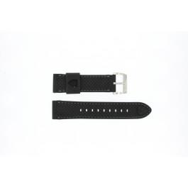 Ferrari SF-07-1-14 0032 klockarmband gummi svart