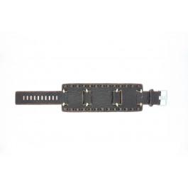 Klockarmband Fossil JR8985 Läder Brun 22mm