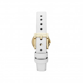 Marc by Marc Jacobs klockarmband MBM2050 Läder Vit 22mm
