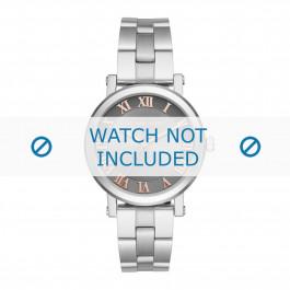 Michael Kors klockarmband MK3559 Metall Ilverfärgad 18mm