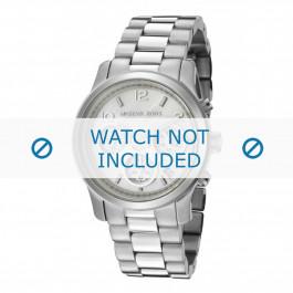 Michael Kors klockarmband MK5304 Rostfritt stål Ilverfärgad 20mm