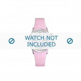 Nautica klockarmband A17538L Gummi / plast Rosa