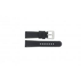 Klockarmband Danish Design IQ13Q712 Läder Svart 20mm