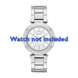 DKNY klockarmband NY-2285 Stål Silver 18mm