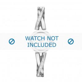 DKNY klockarmband NY-2173 Stål Silver 20mm