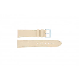 Klockarmband Universell 283.26 Läder Brun 24mm