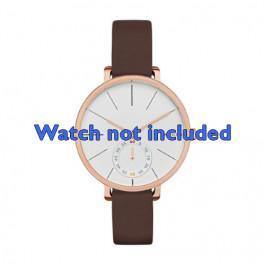 Klockarmband Skagen SKW2356 Läder Brun 12mm