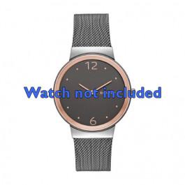 Klockarmband Skagen SKW2382 Milanese Grå 18mm